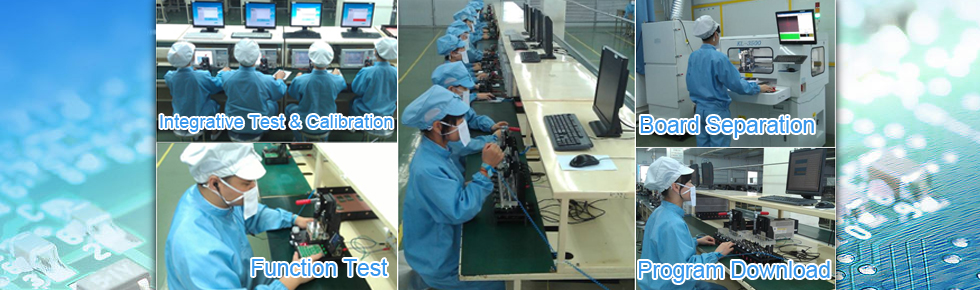 Printed Circuit Board Assembly, PCBA Manufacturing- KingshengPCBA