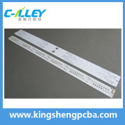 Aluminium PCB LED Circuit Board , SMT PCB Board For LED Bulb