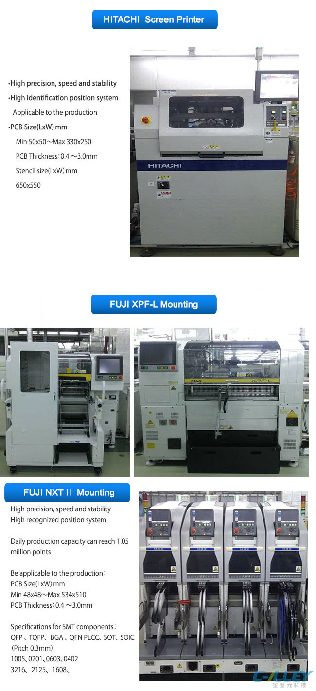 Smt Lines Equipments Printed Circuit Board Assembly Pcba Pcb Flexible Dip Products Manufacturing Kingshengpcba