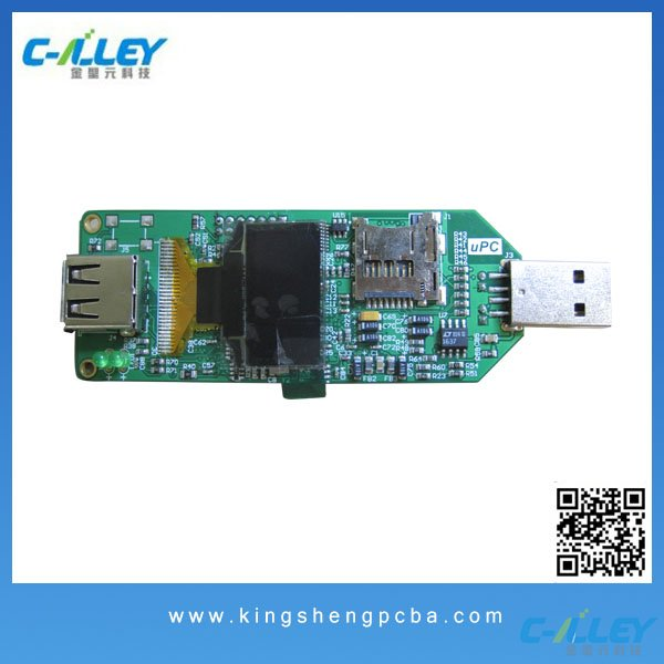 Bank Security PCBA-Security PCBA-Printed Circuit Board Assembly